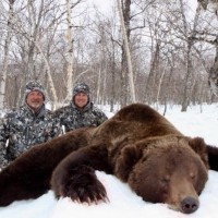 Ours record Kamtchatka