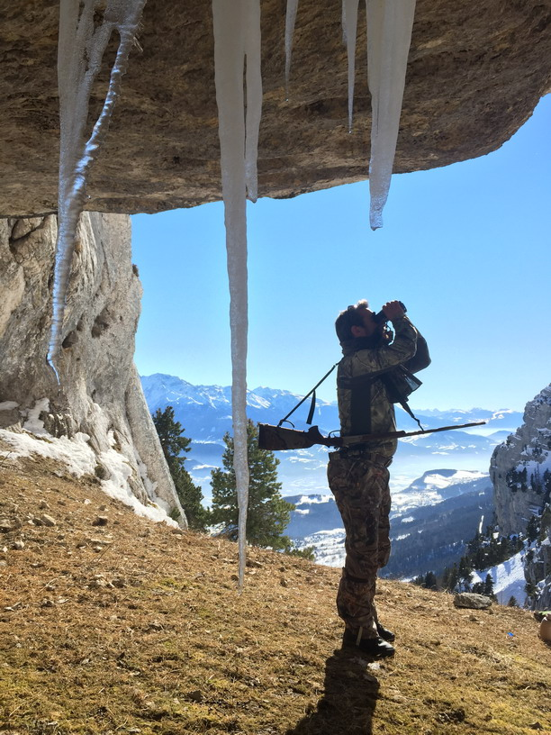 7 quel decor chasse chamois chartreuse ovini xpeditions