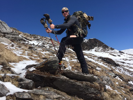 anthony ovini guide chasse montagne ovini expeditions